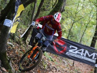 E-Bike Enduro con Polini E-P3 MX