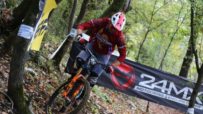 E-Bike Enduro con Polini E-P3 MX