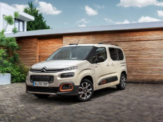"Premiato Citroën Berlingo come ""Best Large Car"""