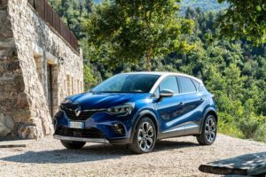 Nuovo Renault Captur E-Tech Plug-in hybrid