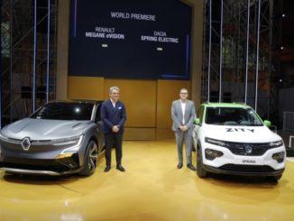 Nell'evento inedito Renault Eways, il Gruppo Renault si impegna ad azzerare le emissioni di carbonio entro il 2050 in Europa e svela due nuovi veicoli elettrici.