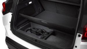 Cavo da 7,4 kW per la ricarica del SUV Citroën C5 Aircross Hybrid Plug-in