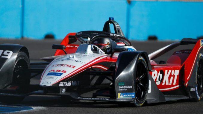 Formula E. I piloti Venturi per la stagione 7