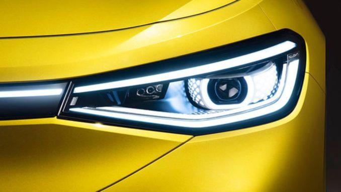 Lo sguardo Volkswagen