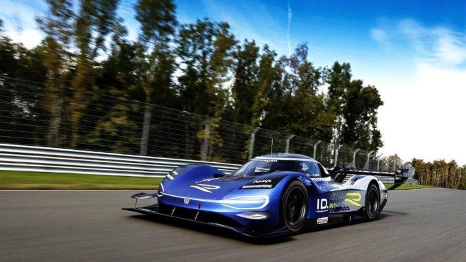 Volkswagen parteciperà alla Goodwood SpeedWeek 2020 con l'ID.R