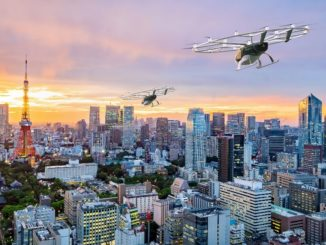 Partnership Volocopter Japan Airlines
