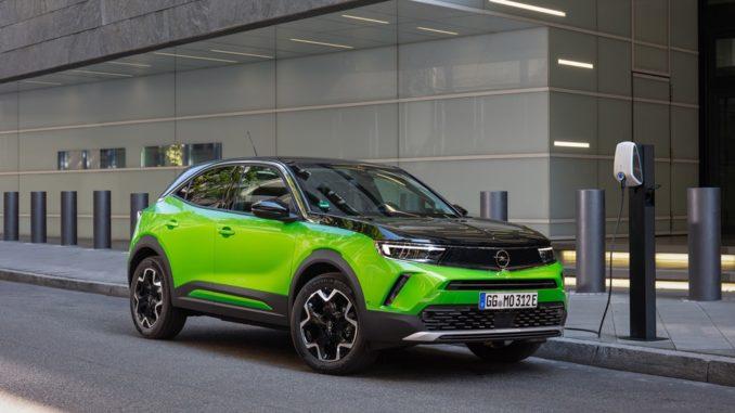 Due allestimenti alto di gamma del nuovo Opel Mokka: Ultimate e GS Line
