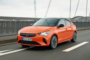 L'auto piccola più venduta in Germania è Opel Corsa