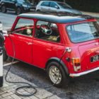 3. Swind E Classic (from Swindon Powertrain) charging