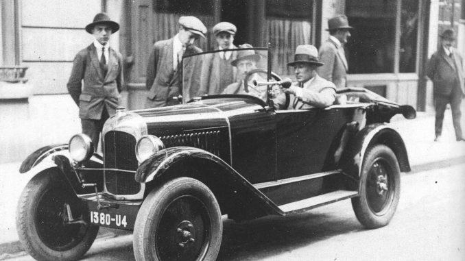Storia. L'intuizione di André Citroën e le sue carovane per provare le auto