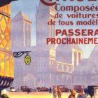 Affiche Caravane Citroën(2)