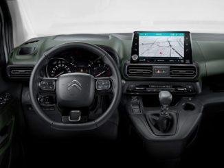 La tecnologia di navigazione Citroën Connect Nav
