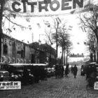 La Caravane Citroën ad Ivry nel 1933