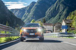 Esplorando le Dolomiti Friuliani con Nuovo SUV Peugeot 2008