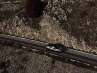 In viaggio con Nuova Citroën C3 alla Rocca di Calascio
