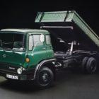 Opel Bedford Blitz Dreiseiten-Kipper, 1974