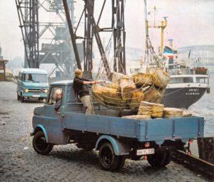 Storia. I 90 anni di Opel Blitz, un nome diventato un marchio