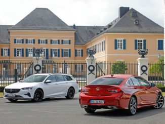 nuova ammiraglia Opel Insignia Grand Sport e Sports Tourer
