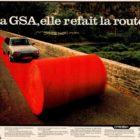 Pubblicità GSA