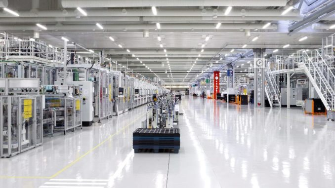Valmet Automotive a Salò aumenta la capacità di produzione pacchi batteria