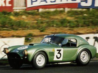 AC Cobra lancia la serie di auto elettriche Le Mans
