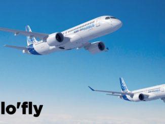 Airbus voli emissioni ridotte