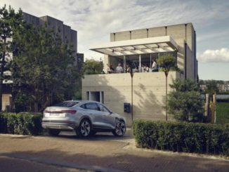 Audi, Alpiq e AGN Energia per la ricarica domestica green