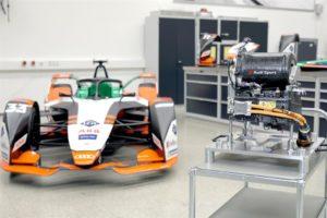 Audi Sport sviluppa integralmente il propulsore MGU05 per la Formula E