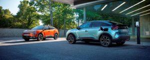 Il grande comfort di Nuova Citroën C4 e Nuova Citroën ë-C4 - 100% ëlectric