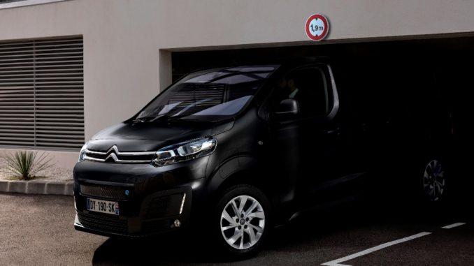 Cavo di ricarica da 22 kW di serie sulle elettriche Citroën