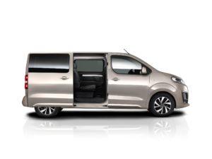 Citroën SpaceTourer e Jumpy Atlante con nuovo motore BlueHDi 140 S&S