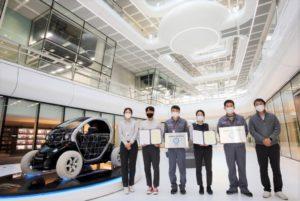 Il Ministero coreano della scienza certifica Hankook Technodome per la gestione della sicurezza