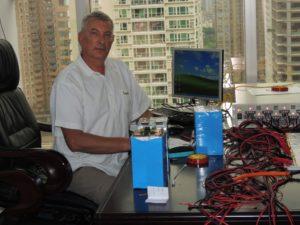 Marco Loglio MLCA Ltd: densità di energia di 330 Wh/Kg
