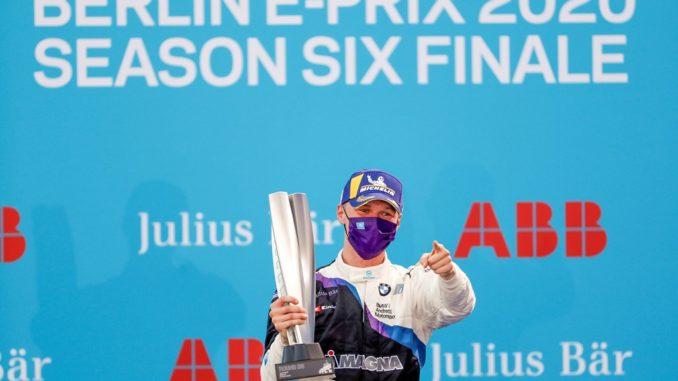 Formula E. Intervista a Maximilian Günther