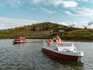 Gardasolar ritorna all'infanzia e propone le barche elettriche per bambini