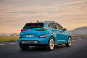 Aggiornamenti della Nuova Hyundai Kona Electric