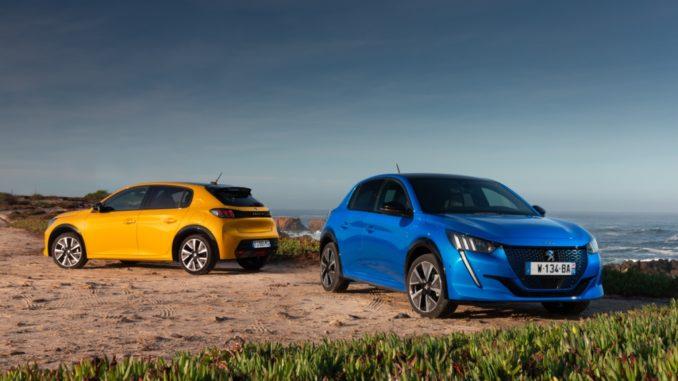 Strategia di gamma ottimizzata per la Nuova Peugeot 208