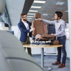 Sitzentwicklung bei Opel mit Stefan Koob, Leiter CoC Seats in Ruesselsheim