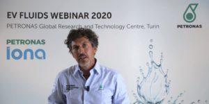 Petronas tratta il tema dei fluidi per veicoli elettrici in un Webinar