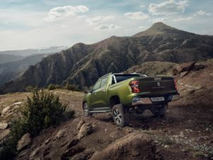 Pickup Peugeot Landtrek alla conquista delle Americhe