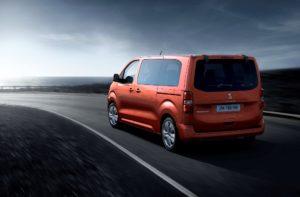Peugeot Traveller ora equipaggiato anche con il motore BlueHDi 140
