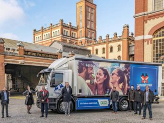 Venti camion elettrici Renault D Wide Z.E. al gruppo Carlsberg