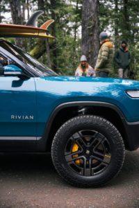 Rivian ha scelto Pirelli Scorpion su misura per il pick-up R1T