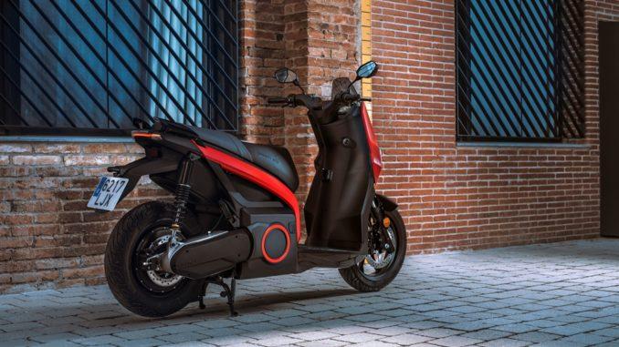 Sul mercato l'E-Scooter Seat Mò