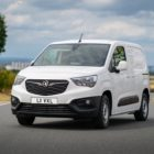 Opel Combo Cargo with Surround Rear Vision
