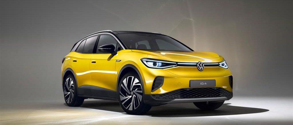 Le caratteristiche del telaio della Volkswagen ID.4