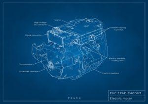 Volvo Cars investe nello sviluppo di motori elettrici propri