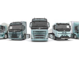 Gamma completa di veicoli elettrici da Volvo Trucks dal 2021