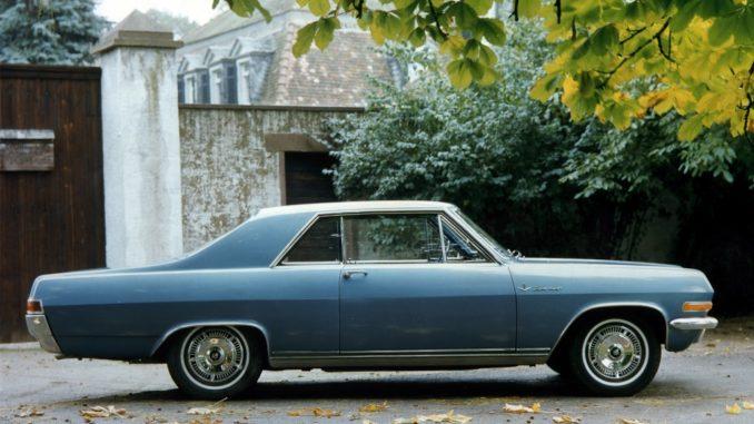 Opel Diplomat, la coupé degli anni '60 che ispirò una supercar