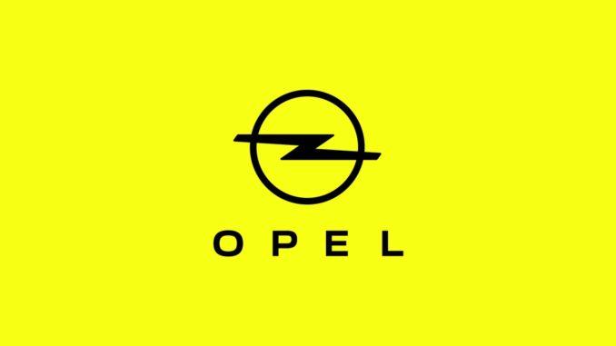 Il nuovo look di Opel
